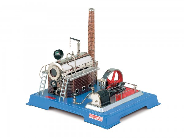 D20 Steam Engine - D202 electrical heated