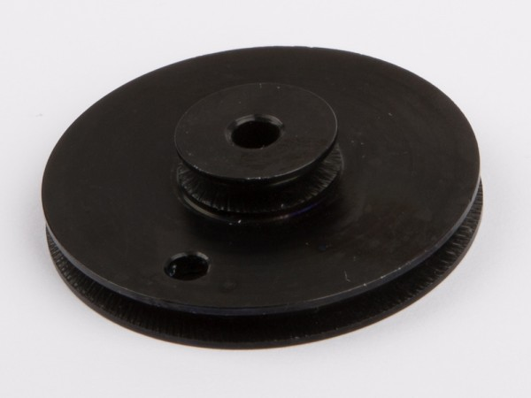 Grooved pulley, twin D409, D499