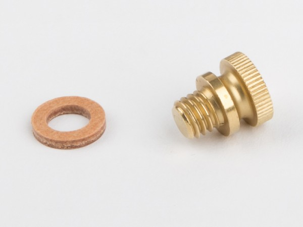 Screw for oiler D21